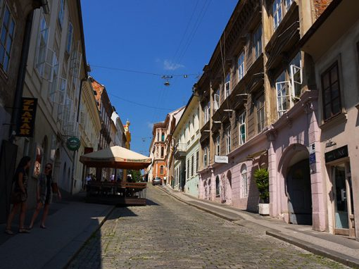 Radićeva ulica, Zagreb