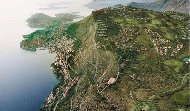 Golf resort Dubrovnik